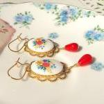 Juliette Earrings - Vintage..